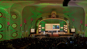 SULTAN BIN KHALIFA INTERNATIONAL THALASSEMIA AWARDS 2018 (ABU DHABI - UAE)