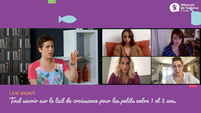 LIVE STREAM ALIMENTS DE L'ENFANCE (BILBOKID)