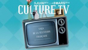 Culture TV : Saga de la télévision française