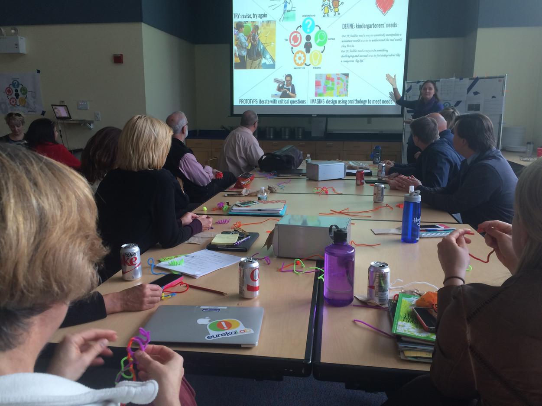 Schools and Design Thinking