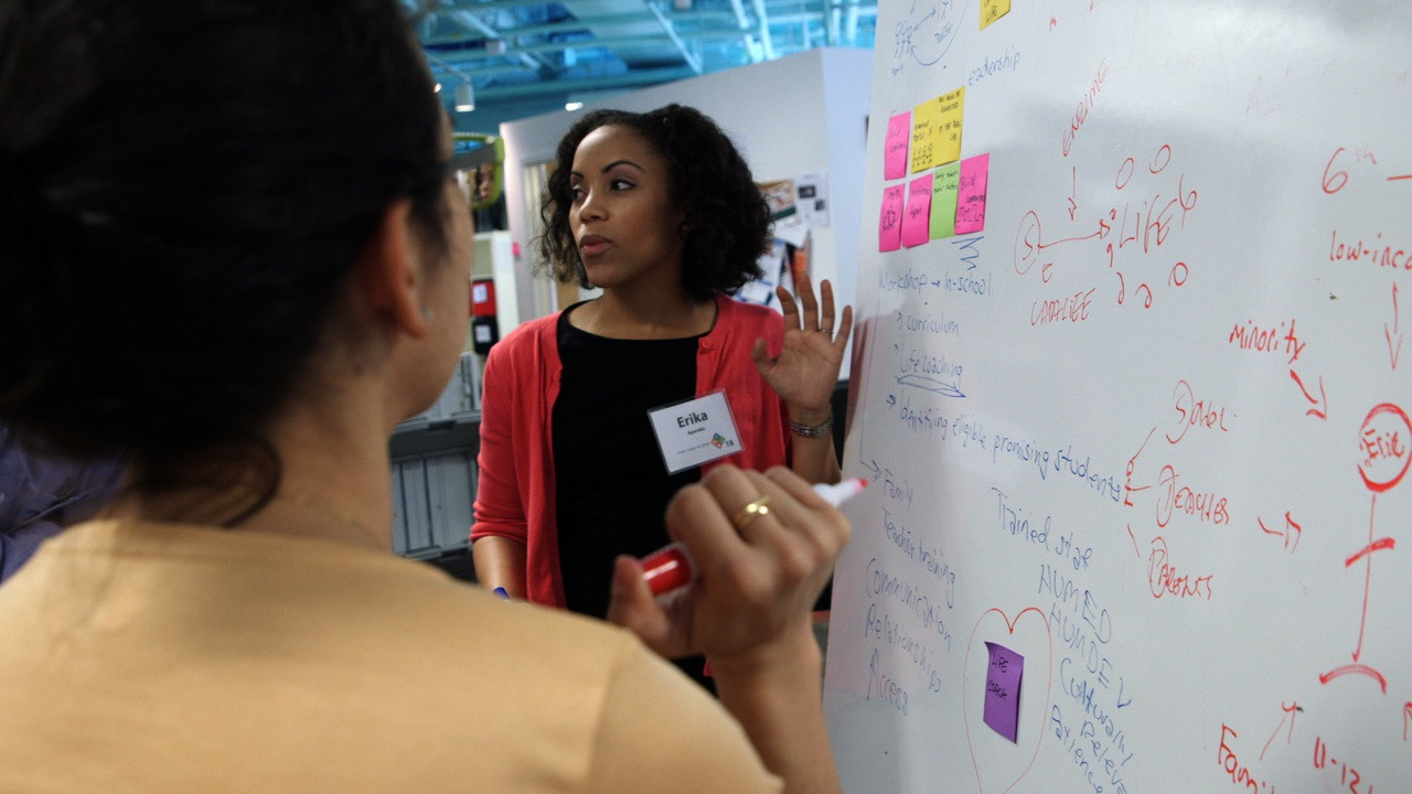 • The Education DesignShop, Darte's hallmark design sprint methodology