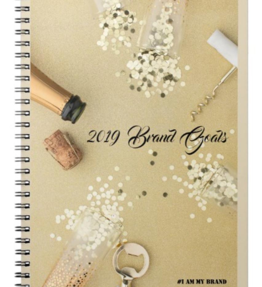 2019 Brand Goals Journal