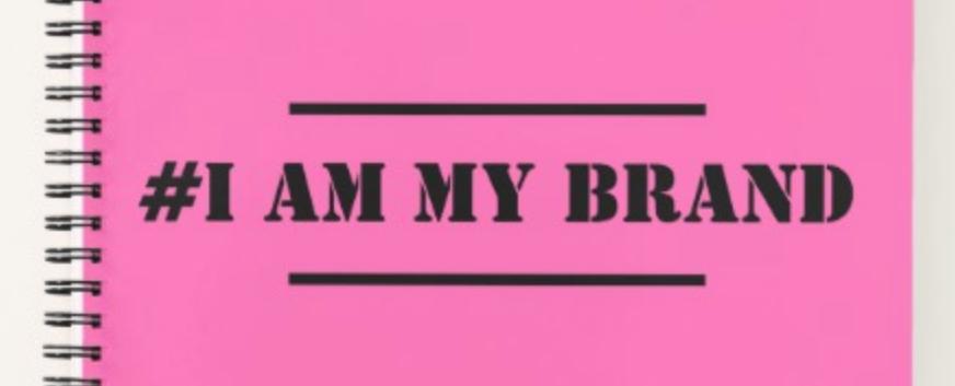 I Am My Brand Journal