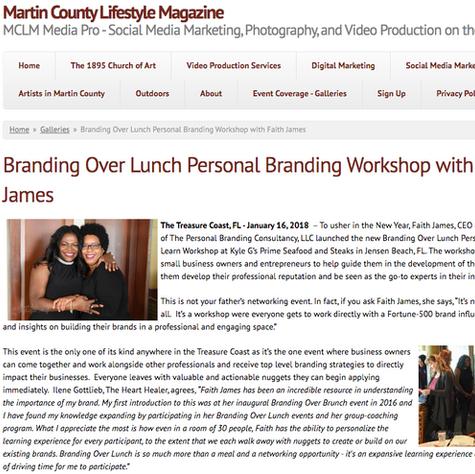 Martin County Lifestyle Magazine
