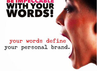 How do your words taste?