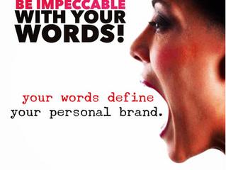 How do your words taste?