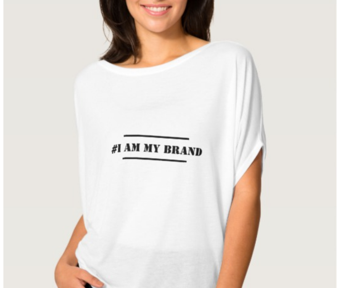 I Am My Brand Blouse