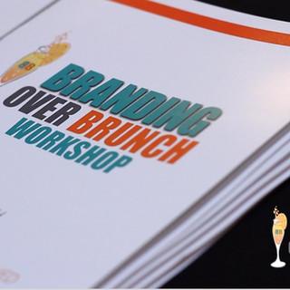 Faith James Branding Over Brunch Workshop - 2016