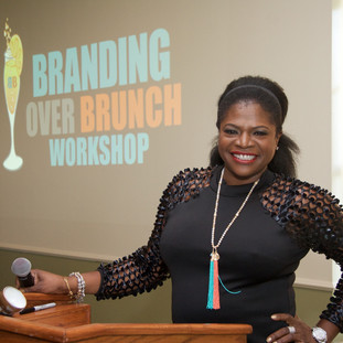 Faith James -  Branding Over Brunch