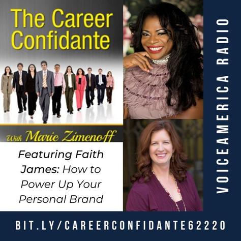 The Career Confidante Radio Show