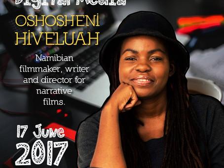 Oshosheni Hiveluah   Tribute to a Great Film Producer/ Writer