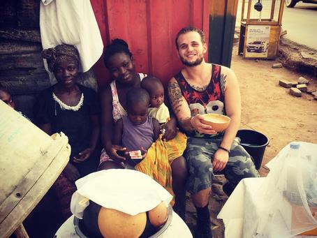 TJ - The American Ghanaian