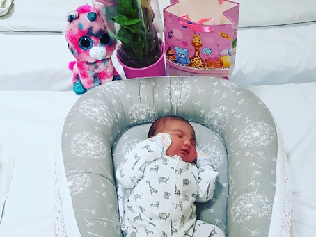 The Baby Diary:                    Ondeya - I have Arrived