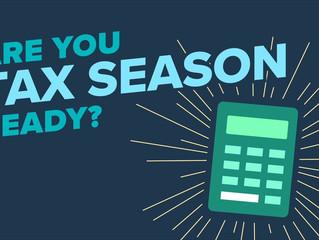 2019 Tax Filing Dates