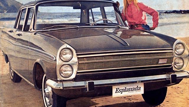04 – Esplanada 1968, produzido pela Chrysler.