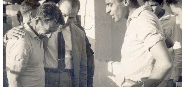 03 e 04 de junho de 1961 – 24 Horas de Interlagos – Chico Landi