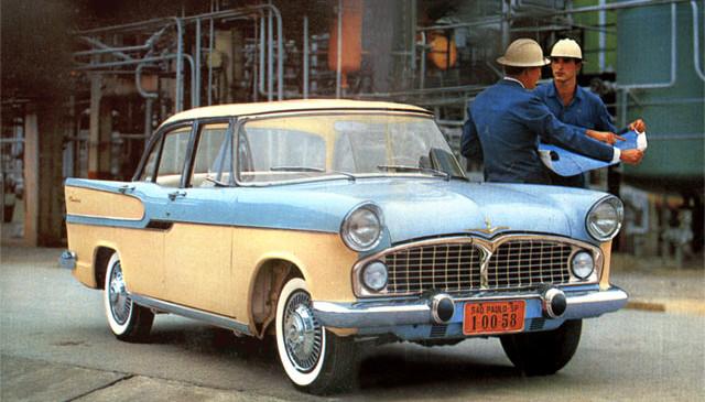 03 – Chambord 1962 2ª série, 1963 e 1964 1ª série - Linha 3 andorinhas