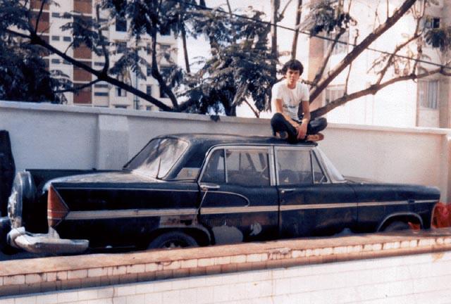 02 – Simca Présidence 1964