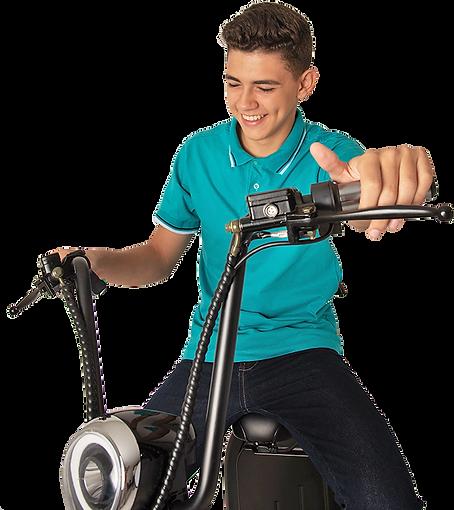GooMove - Road City Scooter - Scooter Elétrica
