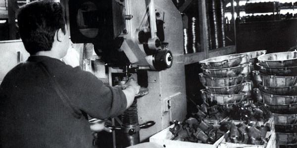 """08 – Controle de qualidade """"Brinell"""""""