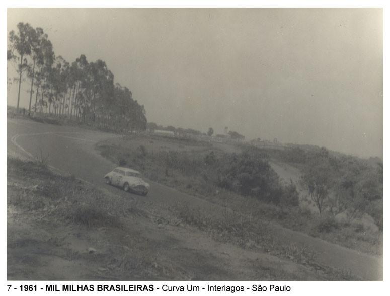 25 e 26 de novembro de 1961 – Mil Milhas