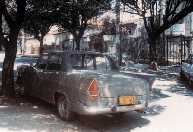 05 – Simca Chambord 1965