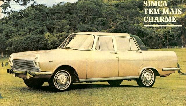 01 – Esplanada 1966, produzido pela SIMCA.