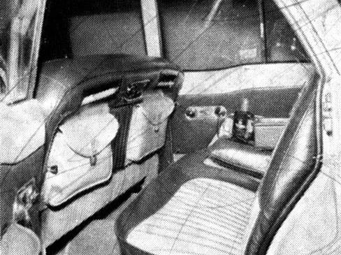 02 – Présidence 1960 (interior/estofado)