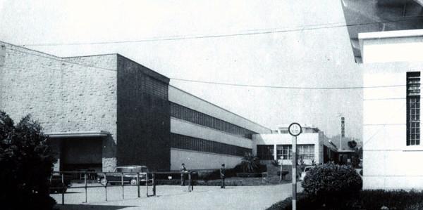 28 – Pavilhão central