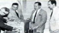 Inauguração do Telex