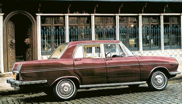02 – Esplanada 1967, produzido pela SIMCA.
