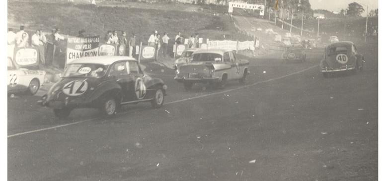 03 e 04 de junho de1961 – 24 Horas de Interlagos