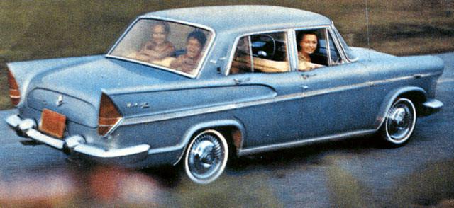 04 – Rallye 1966 2ª série