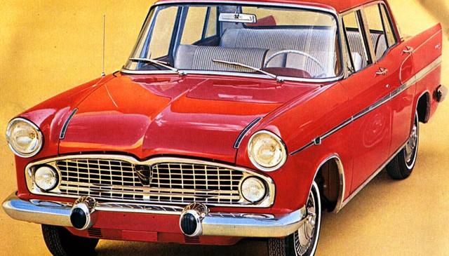 02 – Rallye 1964 2ª série e 1965 1ª série