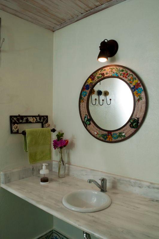 Banheiro Pousada Bei Cantoni