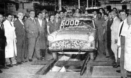 32 – Simca de nº 5.000