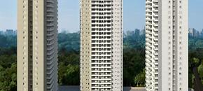 foto da fachada do Edifício Flam Park