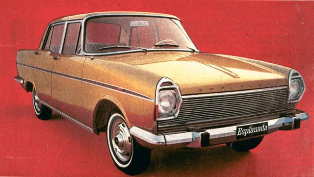 03 – Esplanada 1967, produzido pela Chrysler.