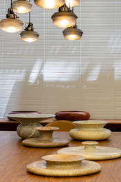 Fotografia de interiores da loja Arquivo Contemporâneo