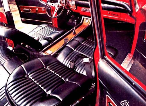 02 – GTX 1969, teste revista Quatro Rodas 03/69.