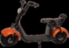 GooMove - Versão Tank - Scoote Elétrica
