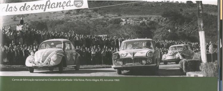 Circuito Cavalhada - Vila Nova, Porto Alegre, RS - Anos 60