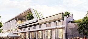 foto da fachada da sede administrativa da Codesa, no Espírito Santo