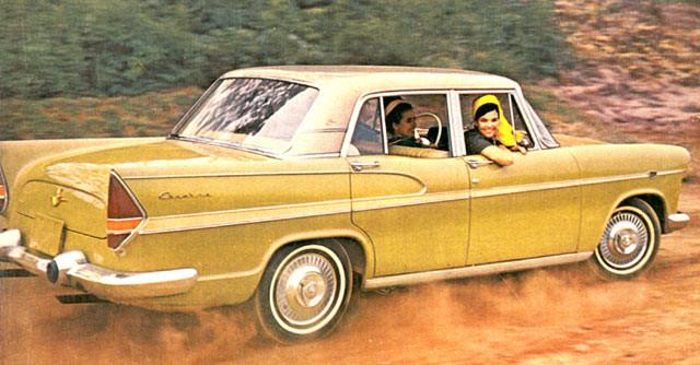 04 – Chambord 1964 2ª série e 1965 1ª série