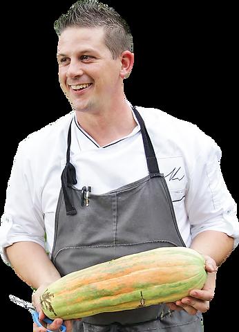 Chef Duaine Clements