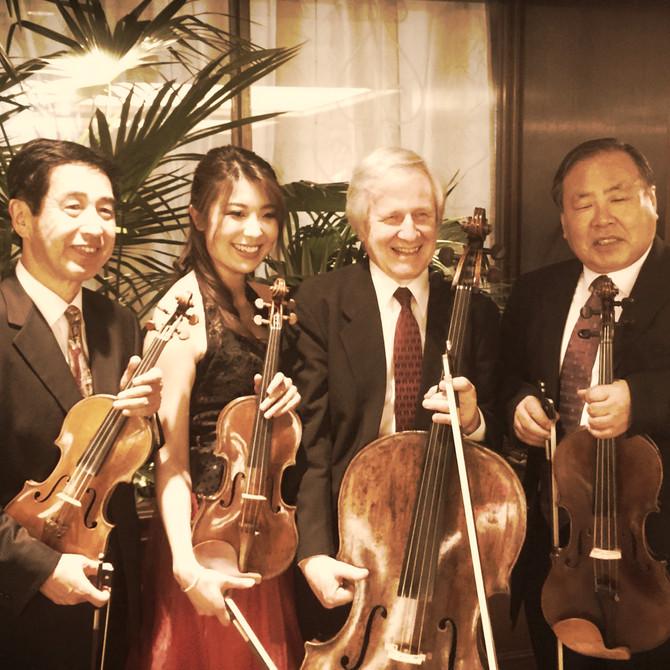 "Quartet "" Vintage ""やすらぎ癒しのコンサート"