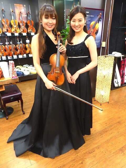 クロサワバイオリン WINTER OPEN VIEWING SPECIAL CONCERT