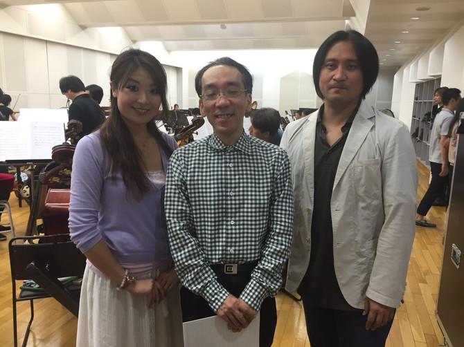 平和祈念コンサート 新垣隆 交響曲「連祷」