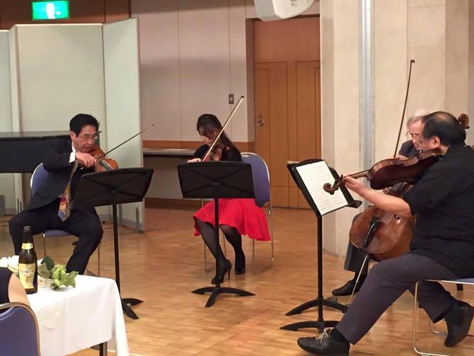 """Quartet """" Vintage """"サプライズ公演"""