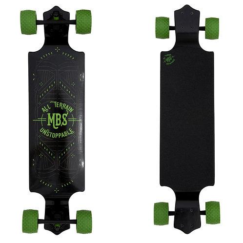 MBS all-terrain longboard